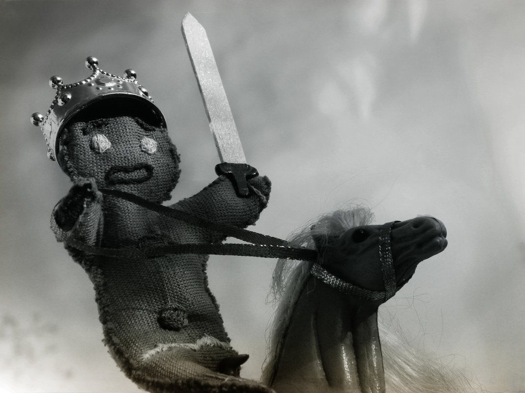 Доблестный рыцарь) - Maggie Aidan