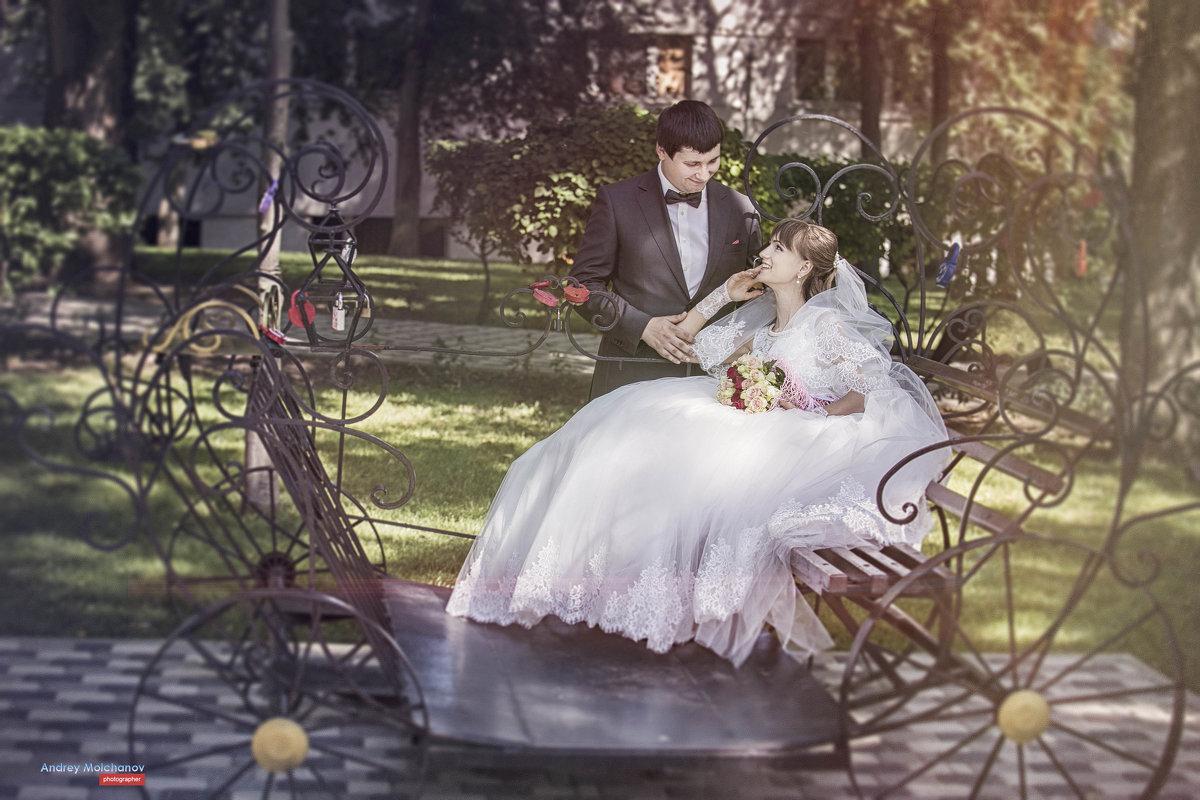 Свадьба Дмитрия и Ирины - Андрей Молчанов