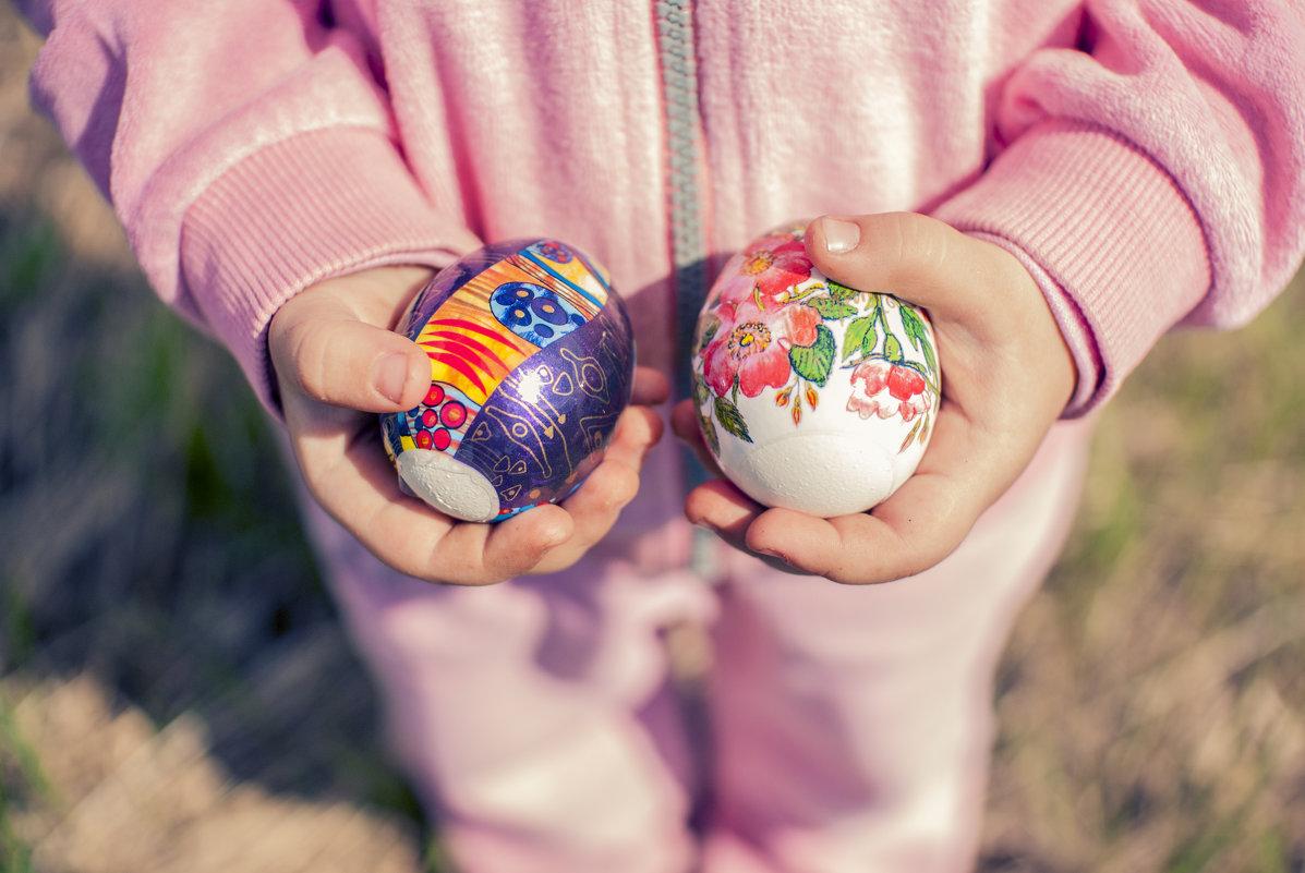 Пасхальные яйца - Марина Алексеева