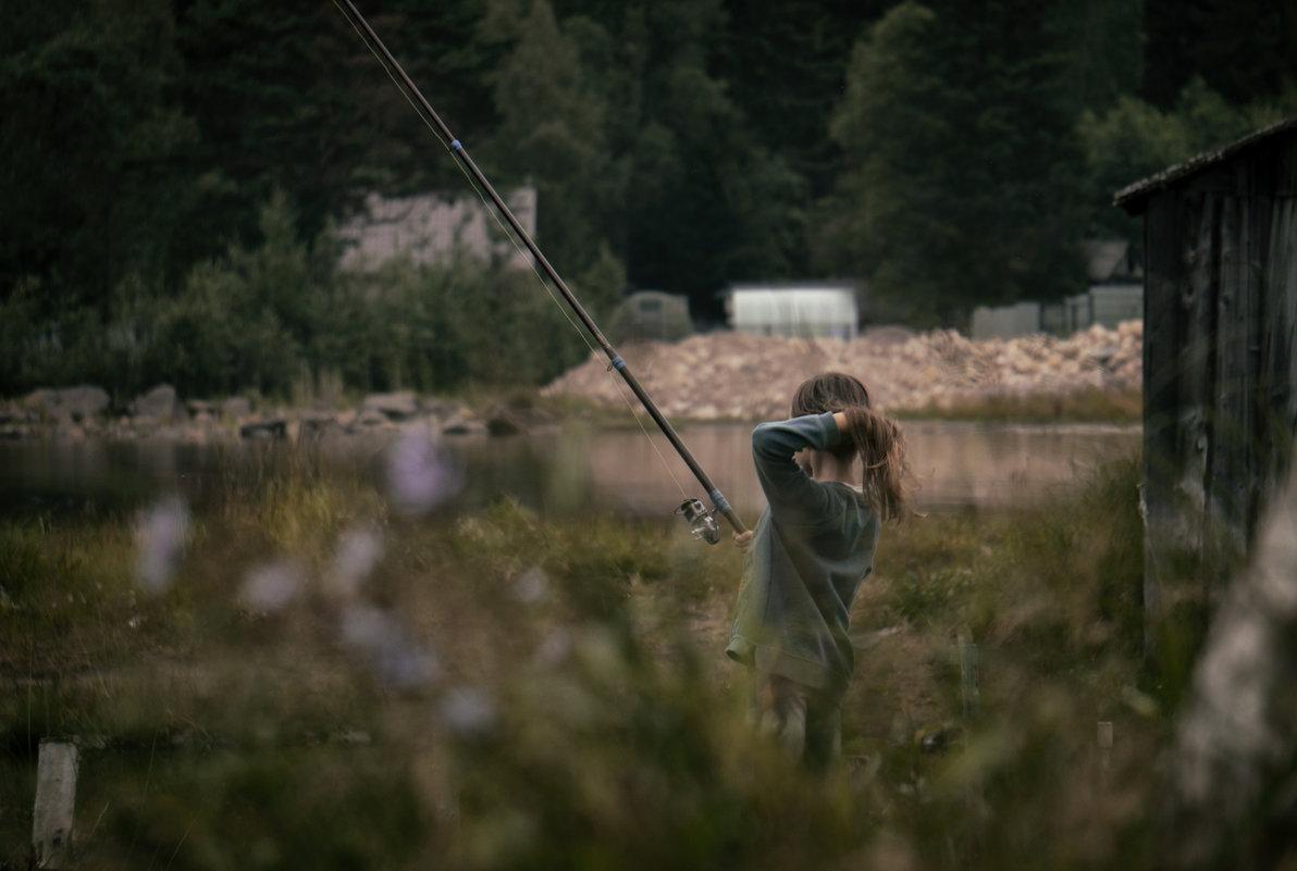 рыбалка - Ольга Жижманова