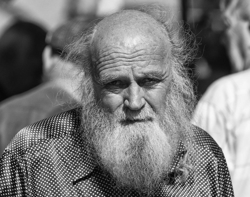 Взгляд пожилого человека - Александр Степовой
