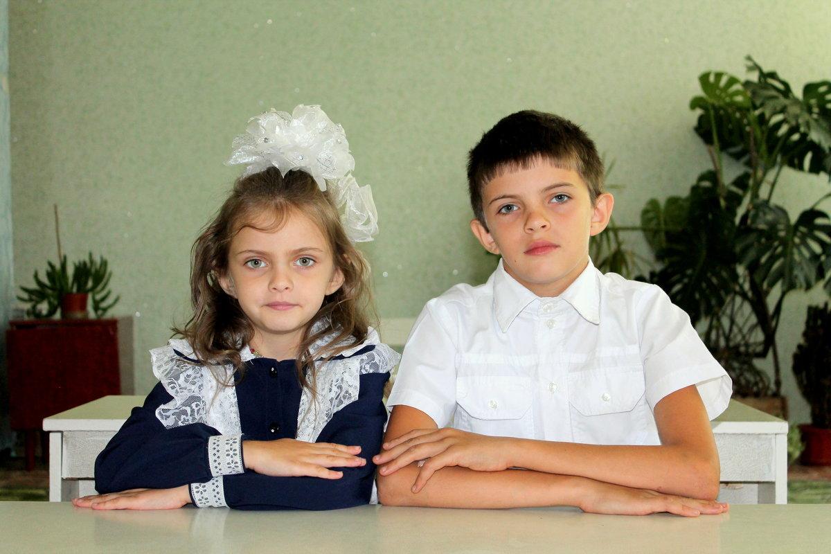 1 сентября - Инна Дегтяренко