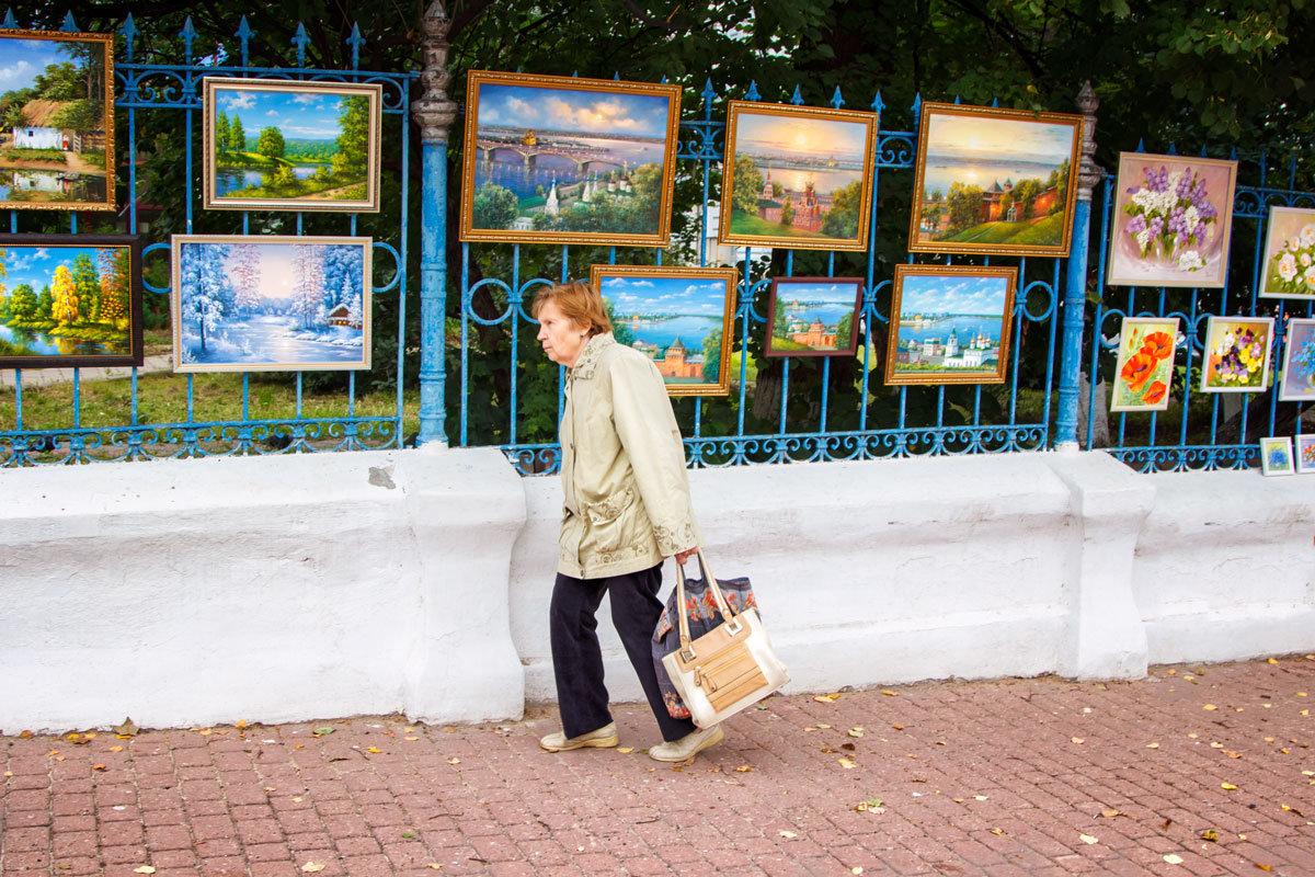 Искусство рядом - Наталья Мячикова