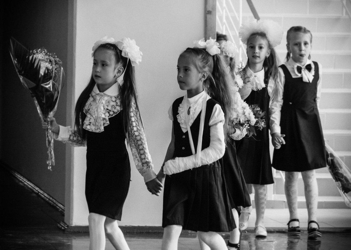 В школу в любом состоянии - Николай Велицкий