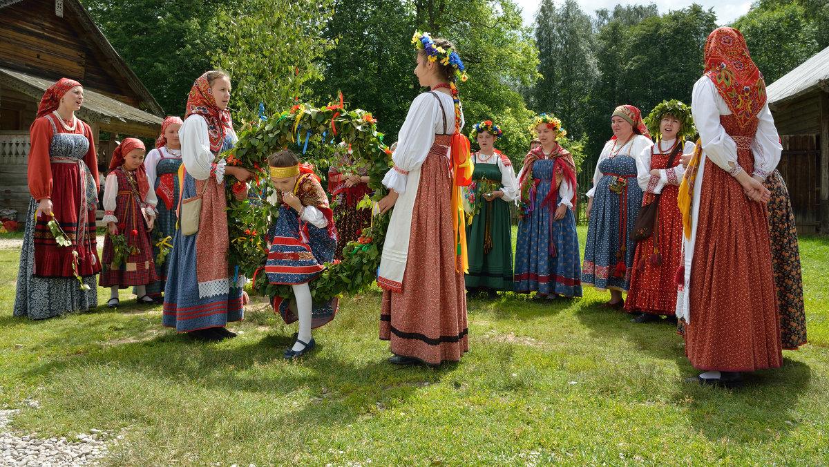 Троицын день в Витославлицах 8 - Константин Жирнов