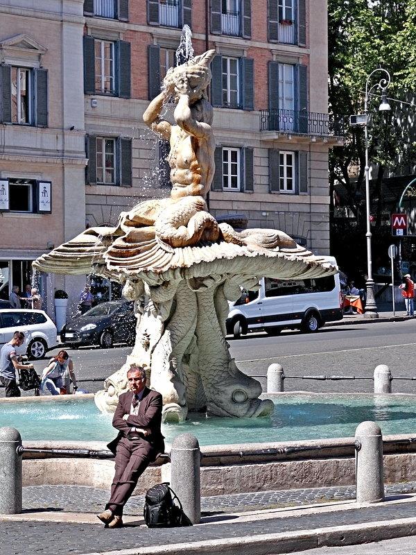 Итальянец - Михаил Лесин