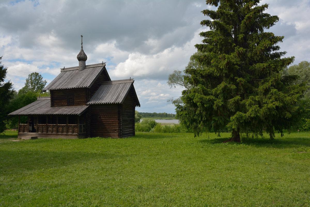 Прогулки по Витославлицам 14 - Константин Жирнов