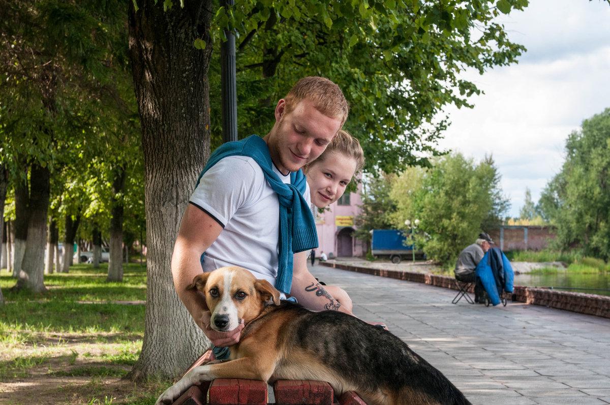 """""""Однажды гуляя по аллее"""" - Игорь Сорокин"""