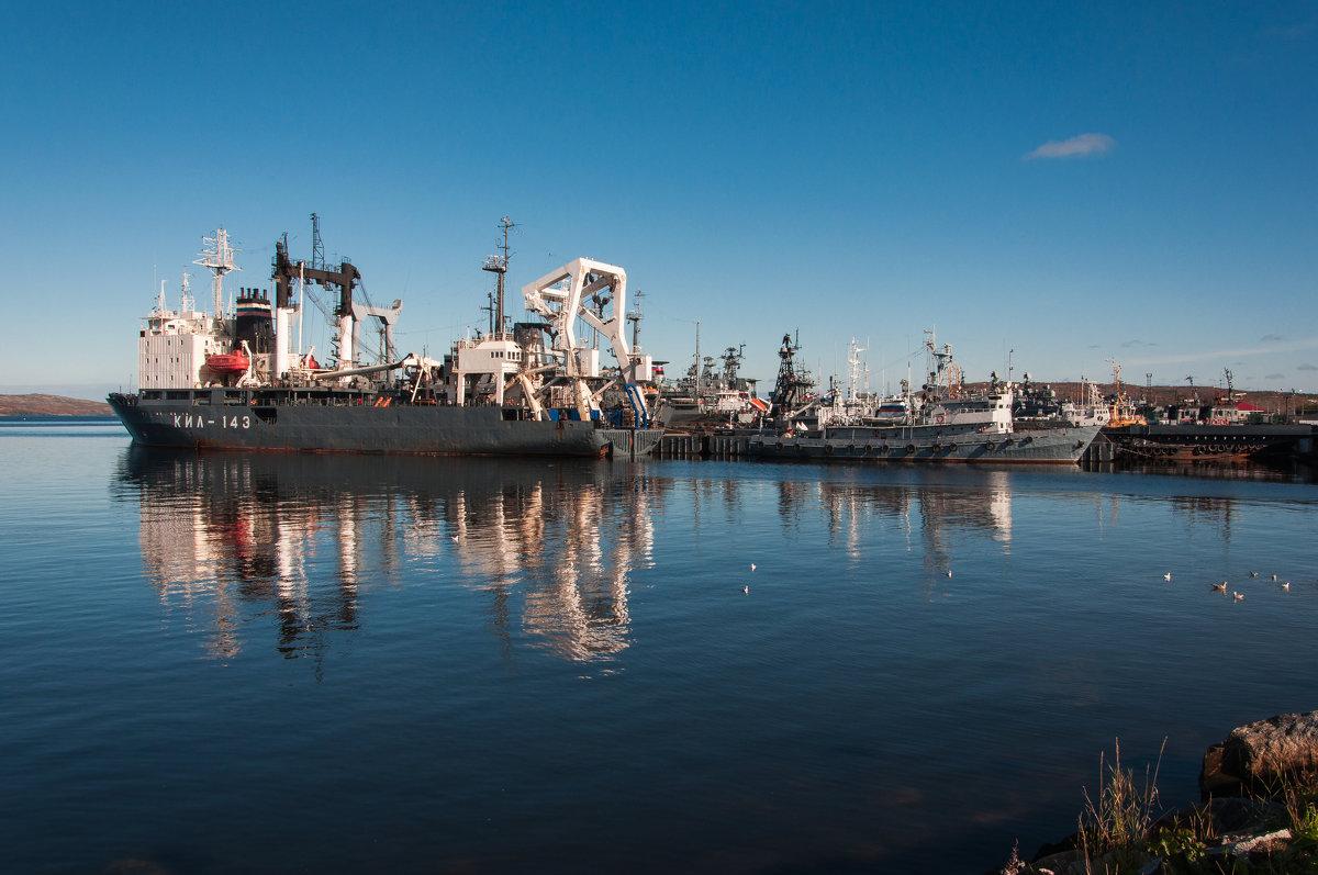 Корабли постоят и ложатся на курс - Sergey
