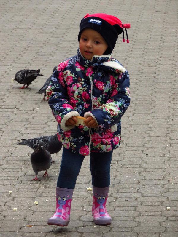 Если не дети, кто бы кормил птичек? - Андрей Лукьянов