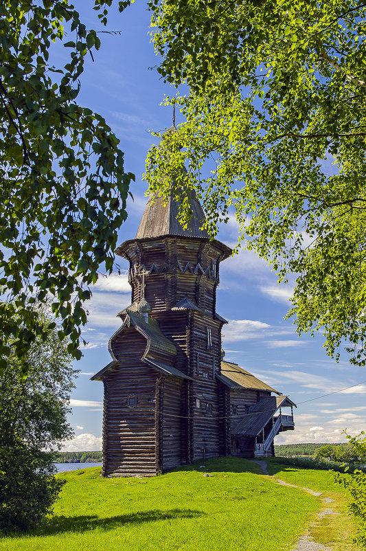 Церковь Успения Пресвятой Богородицы (1774г.) в Кондопоге - Сергей Фомичев
