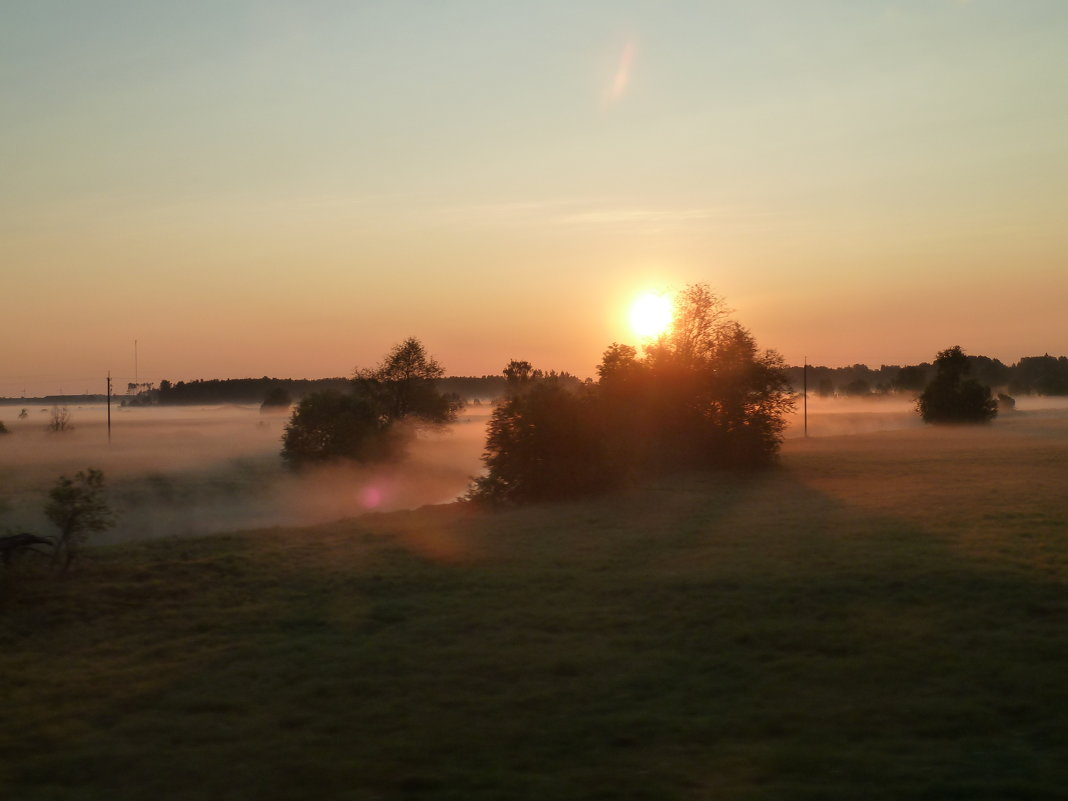Рассвет в Эстонии - Svetlana (Lucia) ***