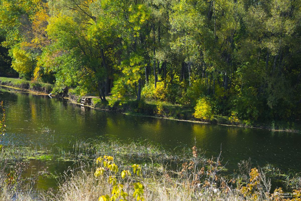 Осень на реке - Вячеслав Баширов