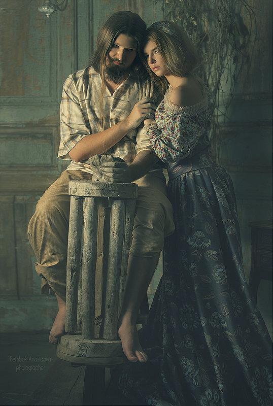 Полина и Роман - Анастасия Бембак