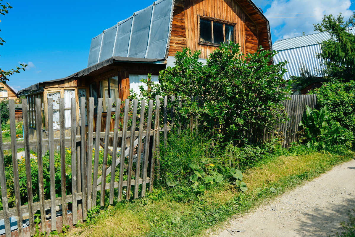 деревянный дом - Света Кондрашова