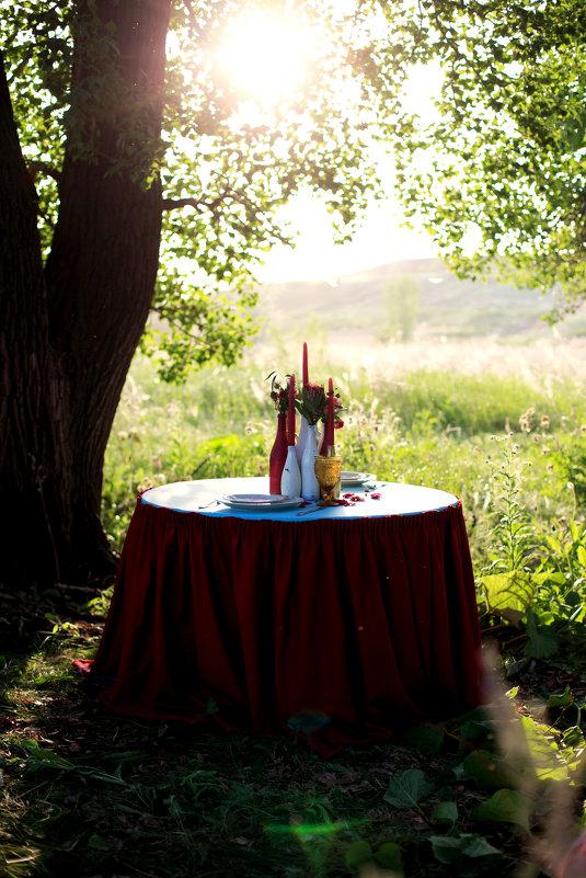 Свадебный ужин - Ксения
