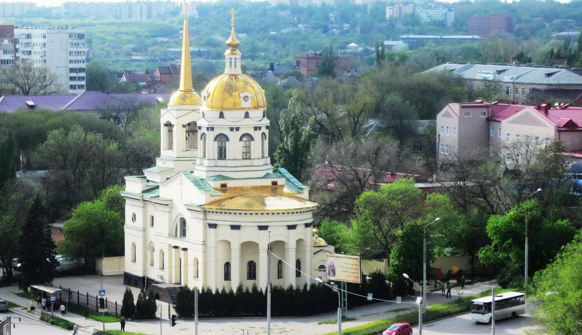 Храм Иоанна Кронштадтского в Ростове- на- Дону - татьяна