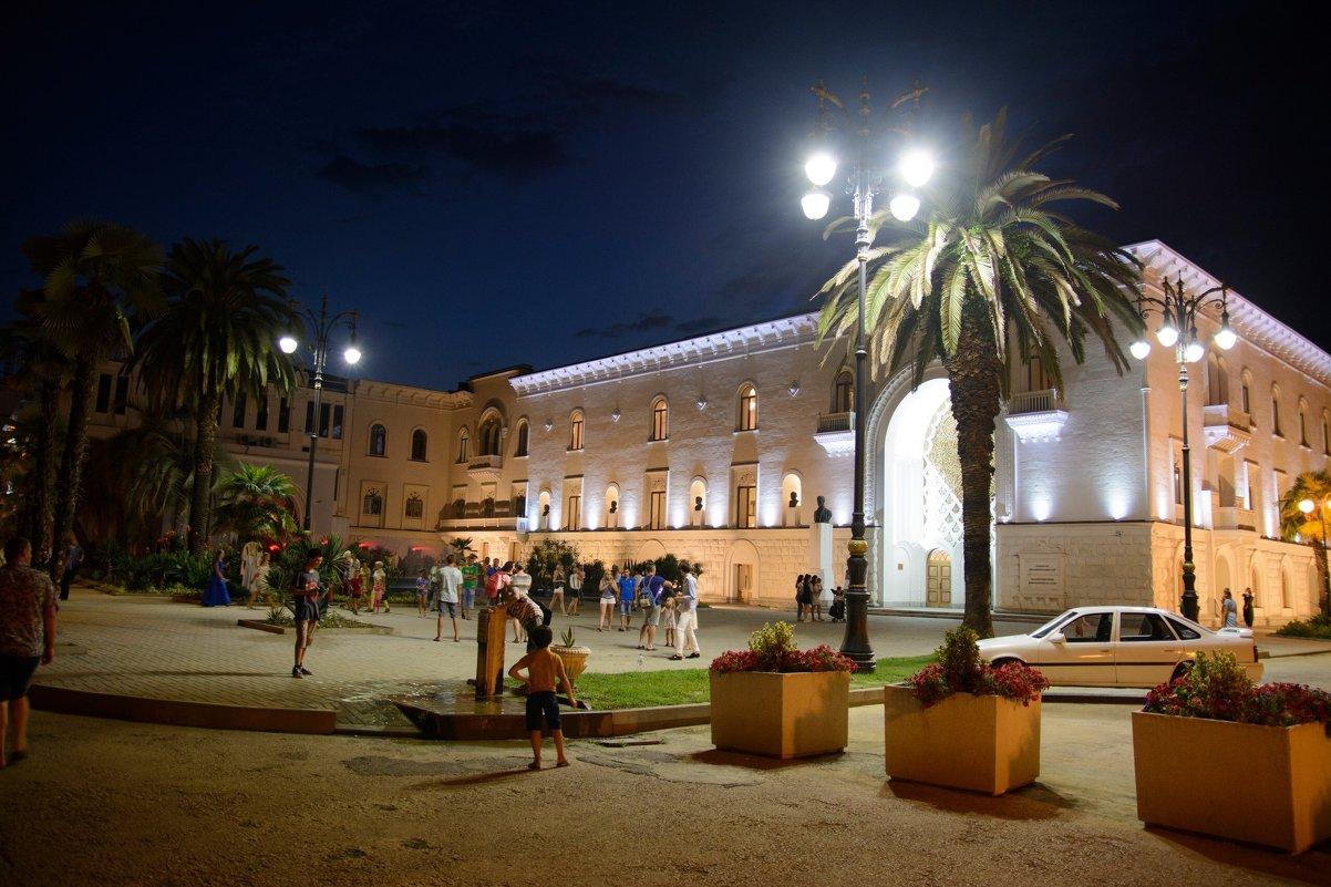 Ночная набережная - Виктория Доманская