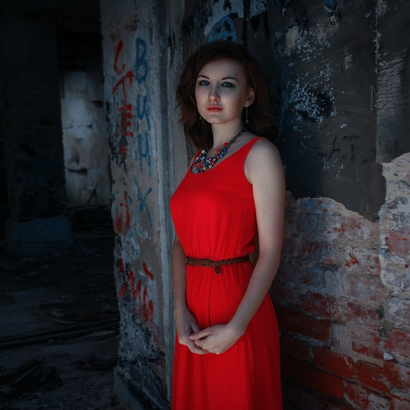Леди в красном - Ольга Титова
