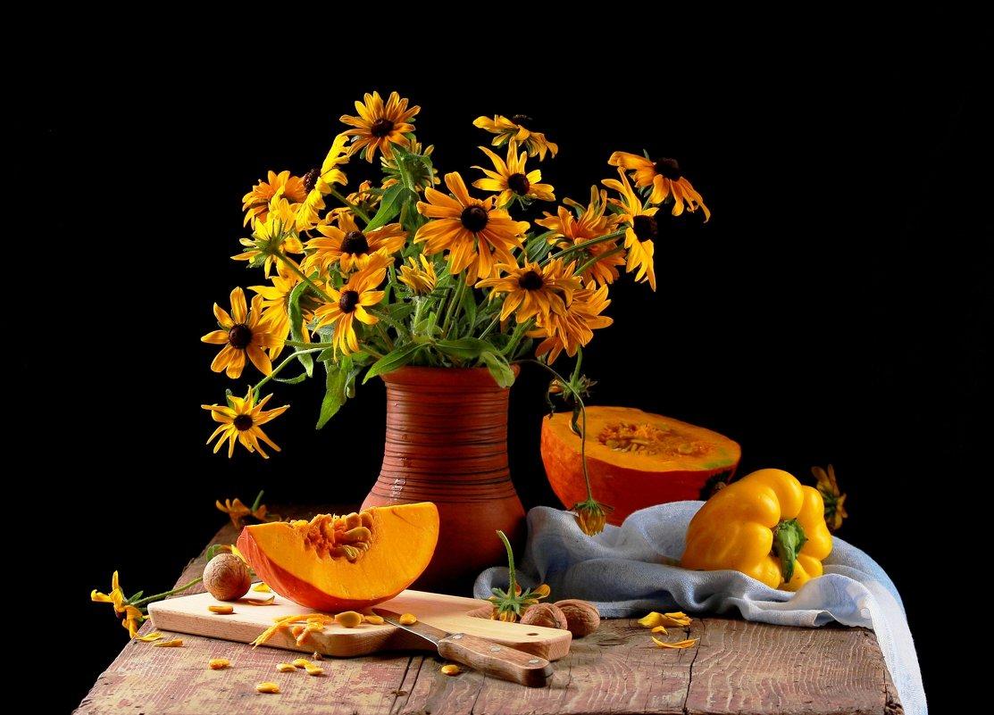 Осень  золотая - Наталья Казанцева