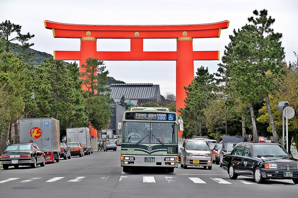 Киото Япония - Swetlana V