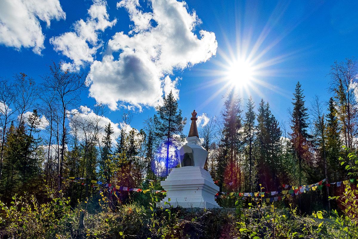 Буддизм в Заполярье - Александр Неустроев