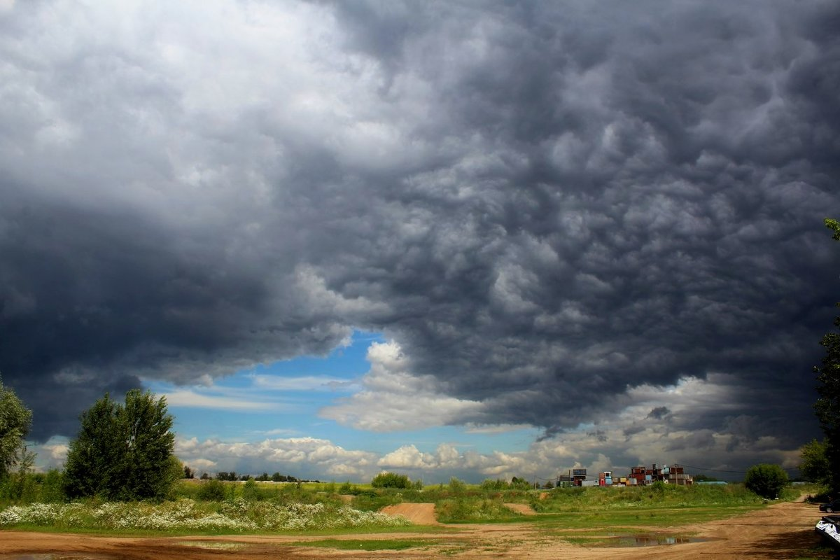 Шикарное небо - Дарья Юдина