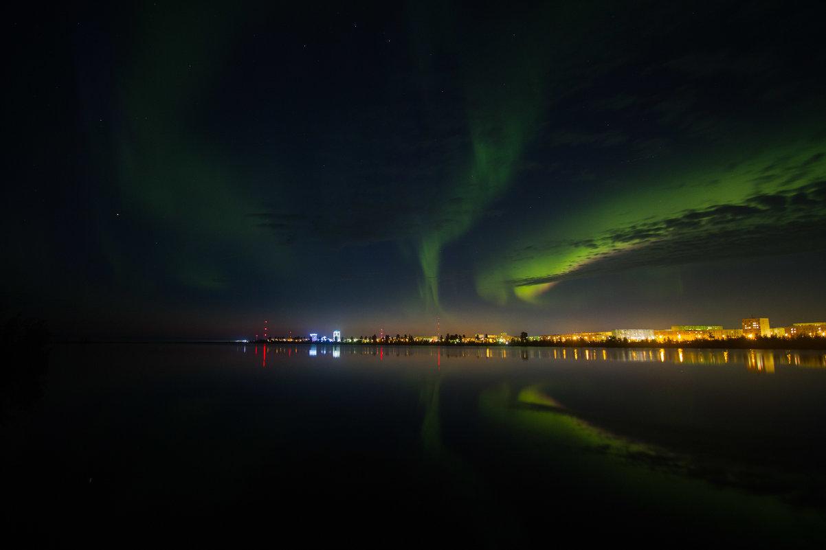 озеро Янтарное - евгений Смоленцев