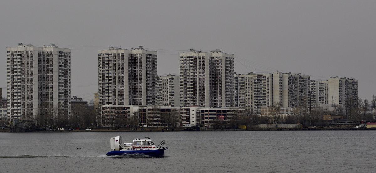 река М - Дмитрий Паченков