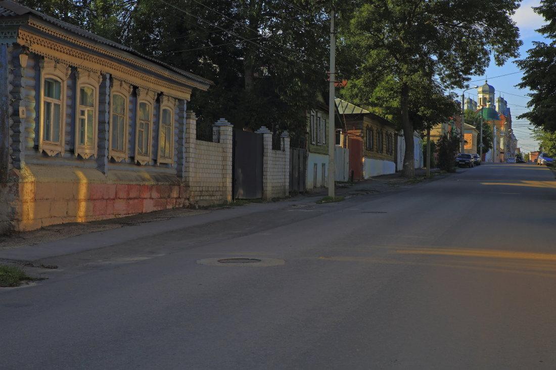 Вечера в Ельце. - Laborant Григоров