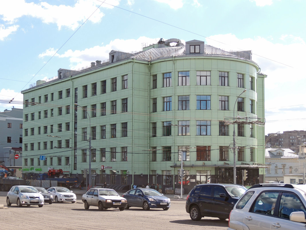 Россия,Москва,Воронцовская улица, 1/3с2А - Александр Качалин