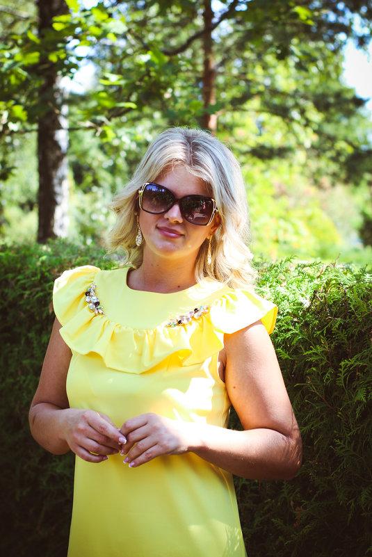солнечный денек - Yana Odintsova