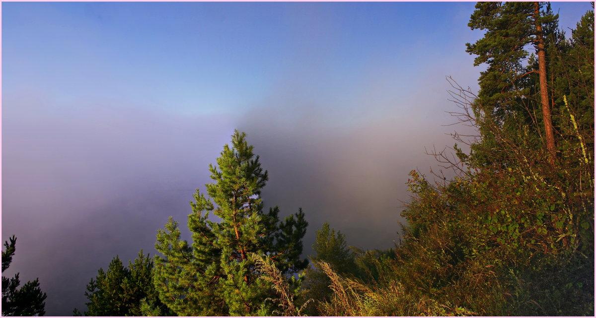Сиреневый туман. - Владимир Михайлович Дадочкин