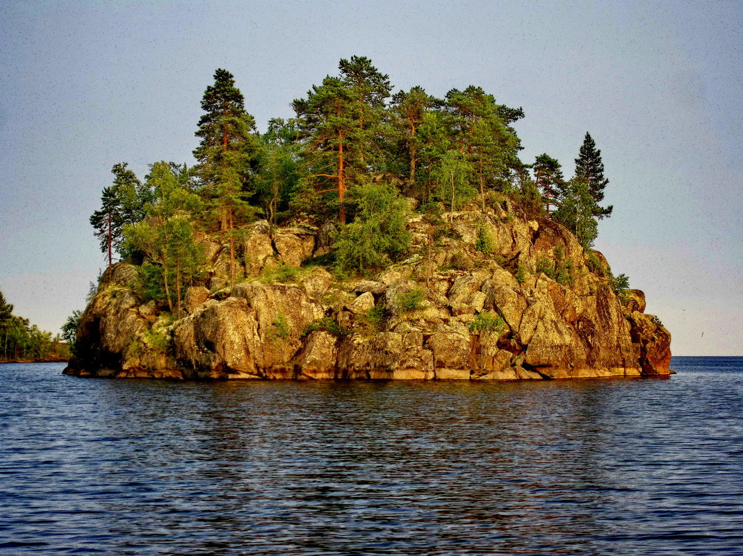 чудо остров... - Ольга Cоломатина