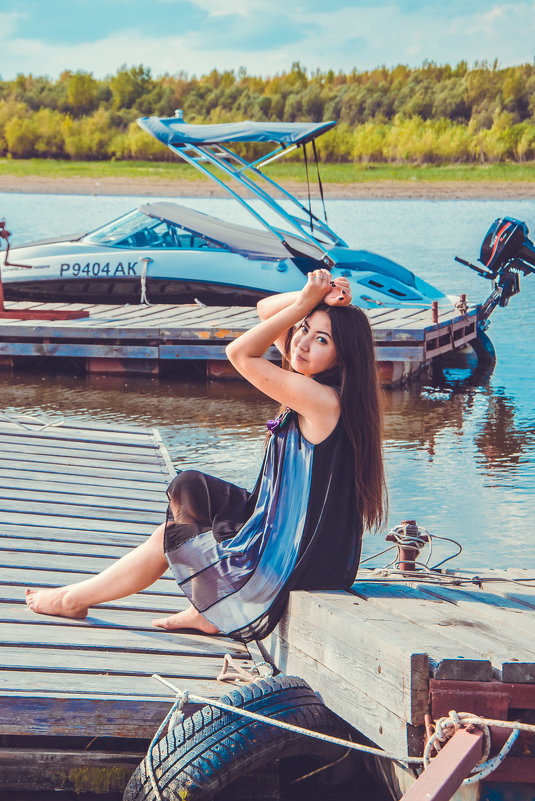 Айдана - Екатерина Смирнова