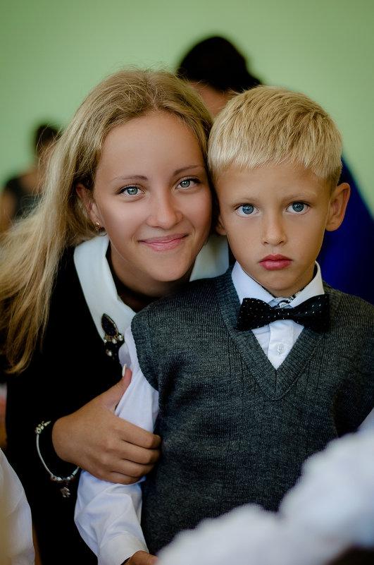 Первое сентября - Sophiko Gelashvili-Sviridova
