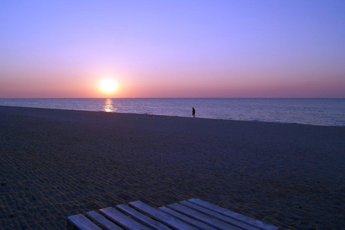 Рассвет и море - Тамара