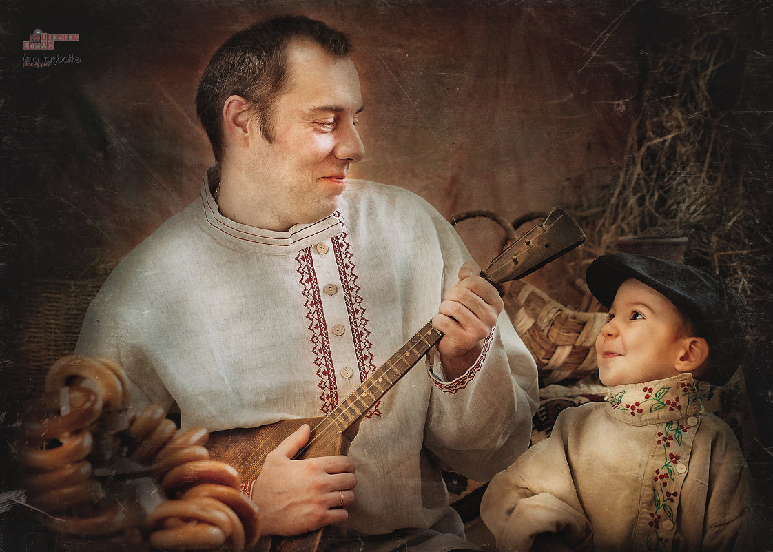Балалайка 3 струны - Roman Sergeev