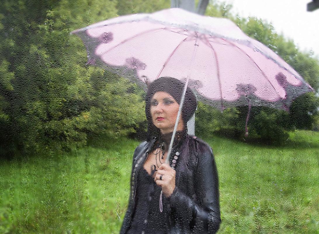 Под дождём - Albertik Baxton