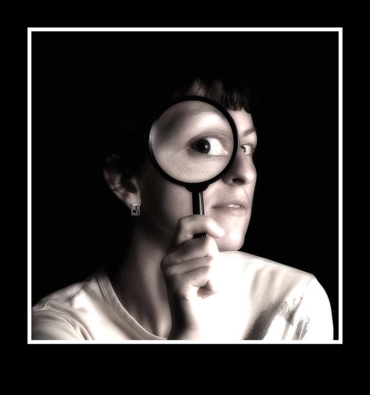 Я за вами слежу - Марина Алексеева