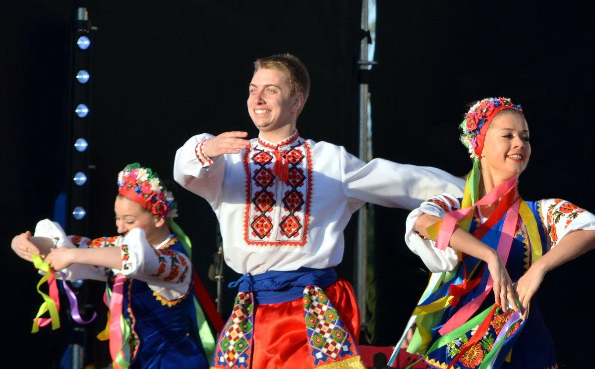 Танцевальное настроение - Ольга Голубева