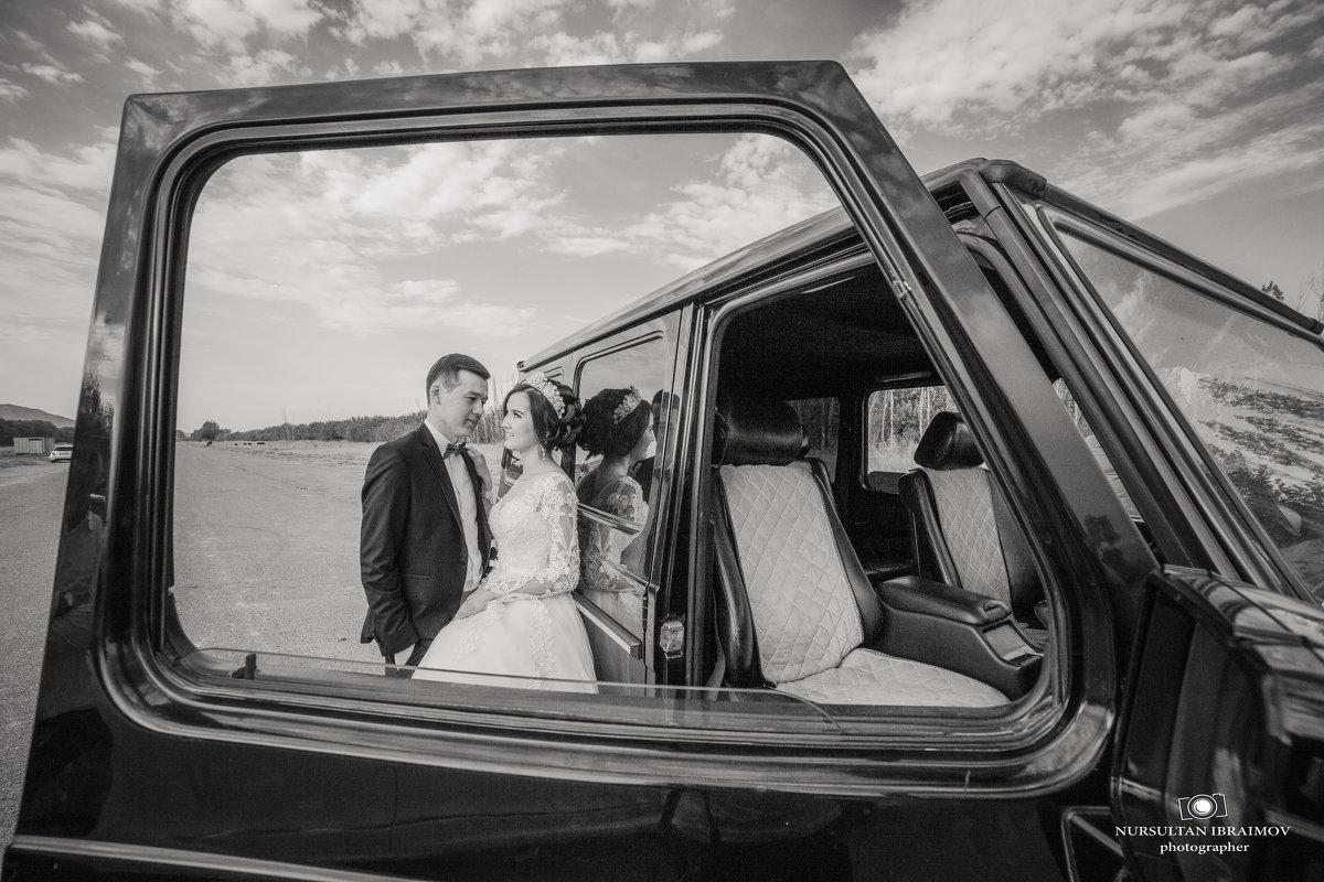 свадьба - Hурсултан Ибраимов фотограф