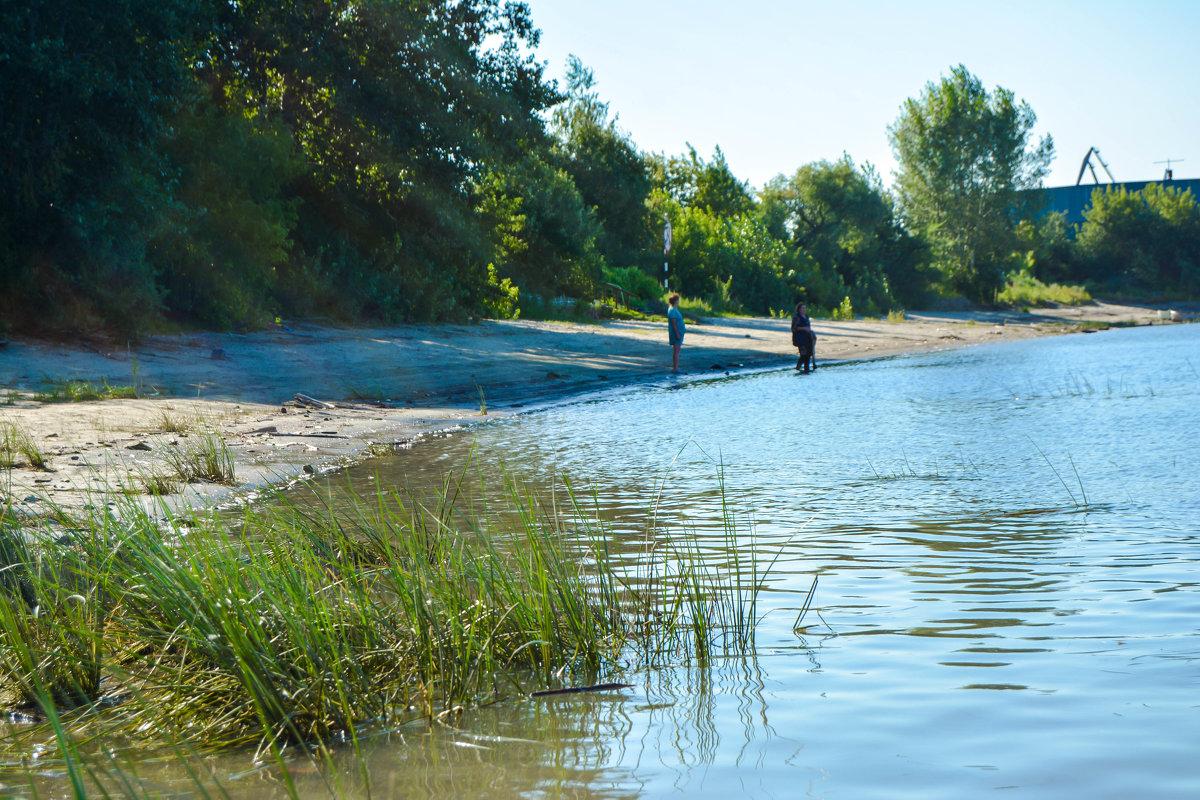 река Обь - Света Кондрашова