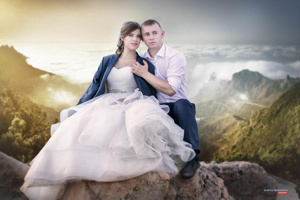 Свадьба Евгении и Александра - Андрей Молчанов