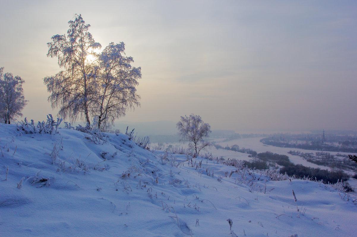Январский день - Анатолий Иргл