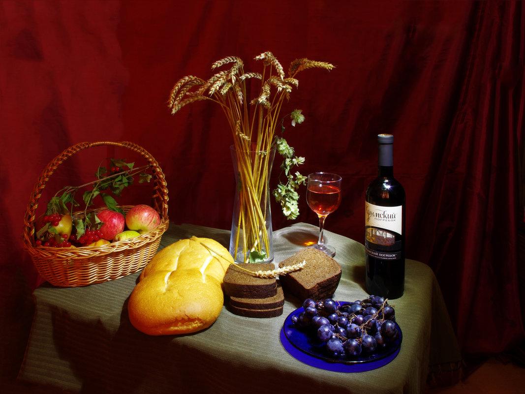 Праздник урожая - Дубовцев Евгений