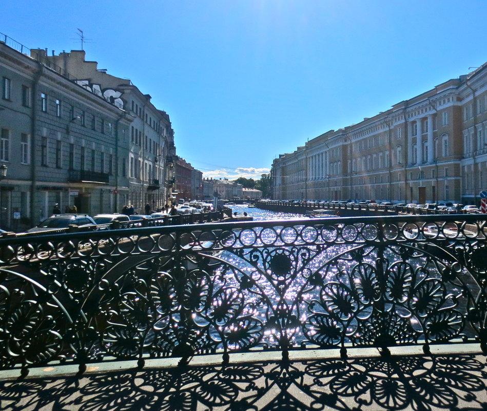 кружево Певческого моста - Елена