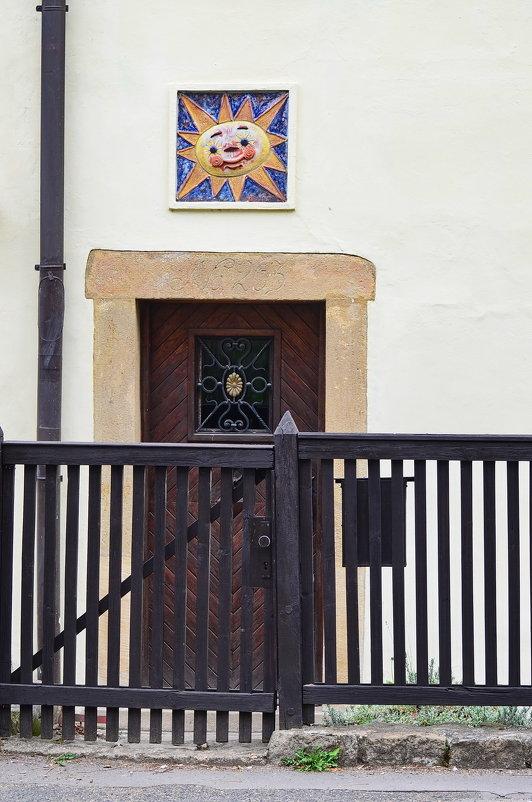Солнышко над дверью - Владимир Брагилевский