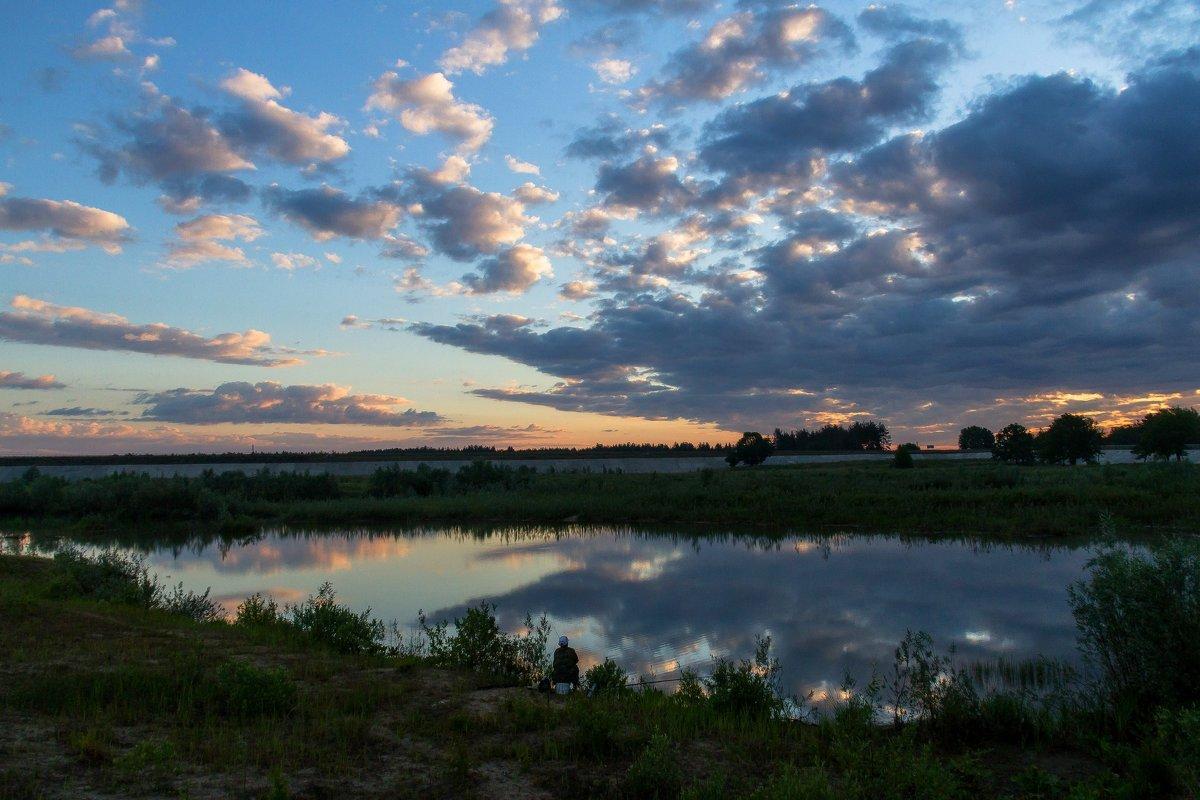 Утро на рыбалке - Дмитрий Сиялов