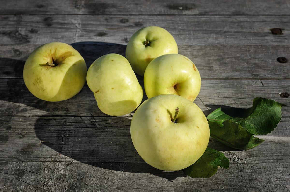 Яблочный Спас - Елена Ел